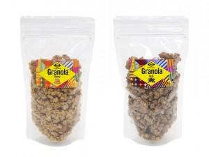 グラノーラ2種